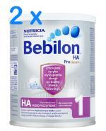 BEBILON 1 HA PROEXPERT Mleko modyfikowane w proszku - 2 x 400 g - Apteka internetowa Melissa