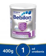 BEBILON 1 HA PROEXPERT Mleko modyfikowane w proszku - 400 g - Apteka internetowa Melissa