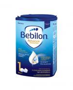 BEBILON 1 Pronutra-Advance Mleko modyfikowane, początkowe - 800 g - cena, opnie, wskazania