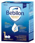 Bebilon 1 z Pronutra-Advance Mleko modyfikowane w proszku - 1100 g Dla niemowląt od urodzenia do 6 miesiąca życia - cena, opinie, stosowanie