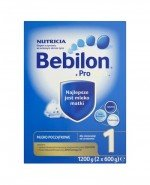 BEBILON 1 Z PRONUTRA+ Mleko modyfikowane w proszku - 1200 g - Apteka internetowa Melissa