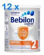 BEBILON 2 COMFORT PROEXPERT Mleko modyfikowane w proszku - 12 x 400 g