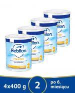 BEBILON 2 COMFORT PROEXPERT Mleko modyfikowane w proszku - 4x400 g - cena, opinie, wskazania