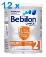 BEBILON 2 COMFORT PROEXPERT Mleko modyfikowane w proszku - 12 x 400 g - Apteka internetowa Melissa