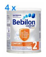 BEBILON 2 COMFORT Z PRONUTRA Mleko modyfikowane w proszku - 4 x 400 g - Apteka internetowa Melissa