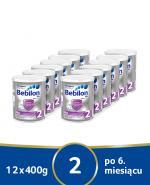 BEBILON 2 HA PROEXPERT Mleko modyfikowane w proszku - 12x400 g - Apteka internetowa Melissa