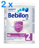 BEBILON 2 HA PROEXPERT Mleko modyfikowane w proszku - 2 x 400 g - Apteka internetowa Melissa