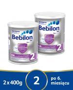 BEBILON 2 HA PROEXPERT Mleko modyfikowane w proszku - 2x400 g - Apteka internetowa Melissa