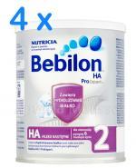 BEBILON 2 HA PROEXPERT Mleko modyfikowane w proszku - 4 x 400 g