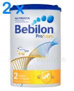 BEBILON 2 PROFUTURA Mleko modyfikowane w proszku - 2 x 800g - Apteka internetowa Melissa