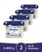 BEBILON 2 PROFUTURA Mleko modyfikowane w proszku - 4x800 g - Apteka internetowa Melissa