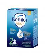 Bebilon 2 z Pronutra-Advance Mleko modyfikowane w proszku - 1100 g Dla niemowląt od 6 miesiąca życia - cena, opnie, stosowanie