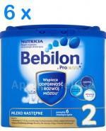 BEBILON 2 Z PRONUTRA Mleko modyfikowane w proszku - 6 x 350 g  - Apteka internetowa Melissa