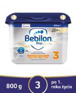 BEBILON 3 PROFUTURA Mleko modyfikowane w proszku - 800 g - Apteka internetowa Melissa