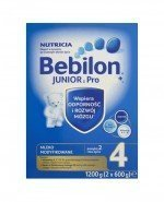 BEBILON 4 JUNIOR Z PRONUTRA+ Mleko modyfikowane w proszku - 1200 g - Apteka internetowa Melissa