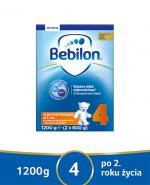 BEBILON 4 JUNIOR Z PRONUTRA+ Mleko modyfikowane w proszku - 1200 g