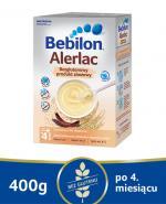 BEBILON ALERLAC Bezglutenowy produkt zbożowy 4m+ - 400 g - Apteka internetowa Melissa