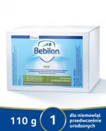 BEBILON HMF Dodatek do mleka kobiecego dla niemowląt z małą i bardzo małą urodzeniową masą ciała - 50 sasz. - Apteka internetowa Melissa