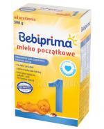 BEBIPRIMA 1 Mleko początkowe od urodzenia - 500 g - Apteka internetowa Melissa
