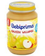 BEBIPRIMA Gruszki Williamsa po 4 m-cu - 190 g - Apteka internetowa Melissa