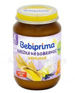 BEBIPRIMA Kaszka na dobranoc waniliowa po 4 m-cu - 190 g - Apteka internetowa Melissa