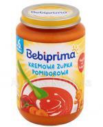 BEBIPRIMA Kremowa zupka pomidorowa po 6 m-cu - 220 g Data ważności: 2019.01.31 - Apteka internetowa Melissa