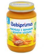 BEBIPRIMA Marchewka z ziemniakami i delikatną wołowiną po 4 m-cu - 190 g - Apteka internetowa Melissa