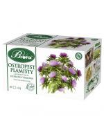 BI FIX Ostropest plamisty herbatka ziołowa - 20 sasz. - Apteka internetowa Melissa