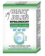 BIAŁY JELEŃ Hipoalergiczny proszek do prania biel - 500 g - Apteka internetowa Melissa