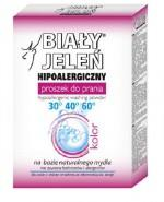 BIAŁY JELEŃ Hipoalergiczny proszek do prania kolor - 500 g  - Apteka internetowa Melissa