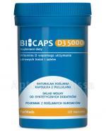 BICAPS D3 5000 - 120 kaps. - Apteka internetowa Melissa