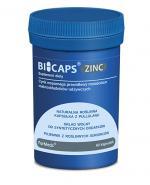BICAPS ZINC - 60 kaps. - Apteka internetowa Melissa
