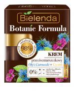 BIELENDA BOTANIC FORMULA Olej z czarnuszki + czystek Maseczka przeciwzmarszczkowa - 50 ml - Apteka internetowa Melissa