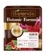 BIELENDA BOTANIC FORMULA Olej z granatu + amarantus Krem odżywczy - 50 ml - Apteka internetowa Melissa