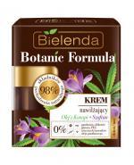 BIELENDA BOTANIC FORMULA Olej z konopi + szafran Krem nawilżający - 50 ml - Apteka internetowa Melissa