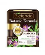 BIELENDA BOTANIC FORMULA Olej z konopi + szafran Maseczka nawilżająca - 50 ml - Apteka internetowa Melissa