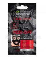 BIELENDA CARBO DETOX Oczyszczająca maska węglowa PEEL-OFF - 2 x 6 g - Apteka internetowa Melissa