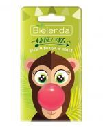 BIELENDA CRAZY KISS Balsam do ust w kulce Małpka - 8,5 g - Apteka internetowa Melissa