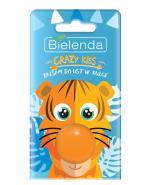BIELENDA CRAZY KISS Balsam do ust w kulce Tygrys - 8,5 g - Apteka internetowa Melissa
