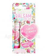 BIELENDA SWEET CANDY Balsam do ust - 10 g - Apteka internetowa Melissa