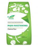 BIO PLANET Mąka kasztanowa - 250 g - Apteka internetowa Melissa