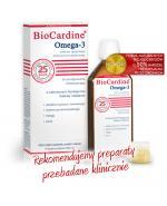 BIOCARDINE OMEGA-3 - 200 ml - Apteka internetowa Melissa