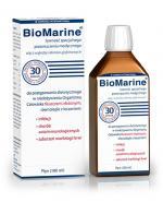 BIOMARINE MEDICAL Płyn - 200 ml - odbudowuje odporność - cena, ulotka, stosowanie