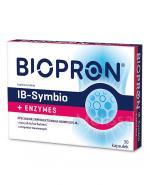 BIOPRON IB-SYMBIO + ENZYMES - 30 kaps. - Apteka internetowa Melissa