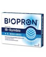 BIOPRON IB-SYMBIO + S. BOULARDII - 30 kaps. - Apteka internetowa Melissa