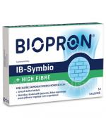 BIOPRON IB-SYMBIO + HIGH FIBRE - 14 sasz. - Apteka internetowa Melissa