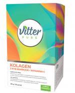 Kolagen z ryb morskich + witamina C BIOTTER GREEN - 168 g - Apteka internetowa Melissa