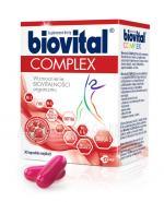 BIOVITAL COMPLEX - 30 kaps. - Apteka internetowa Melissa