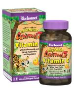 BLUEBONNET NUTRITION Super Earth Rainforest Animalz Witamina C - 90 tabl. do ssania - Apteka internetowa Melissa