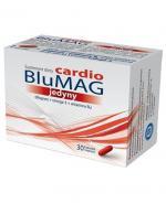 BLUMAG cardio jedyny - 30 kaps. - cena, opinie, wskazania